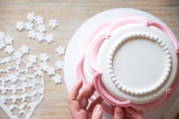 Premium pettinice sugar paste