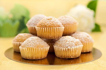 Creme Cake Muffin