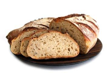 Råger brödbas