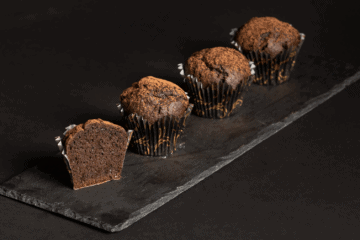 Chokladmuffins