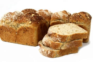 Chia- and Oat bread concentrate