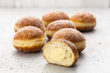 Classic Berliner Buns