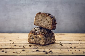 "Bakels Chia and Oat ""Wholemeal bread"""