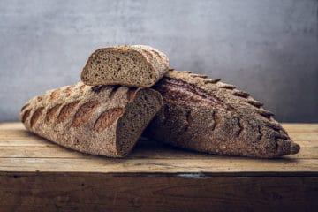 "Bakels Jogga ""Wholemeal bread"""