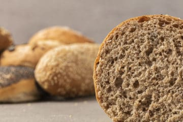 Hamburgerbread  Wholegrain