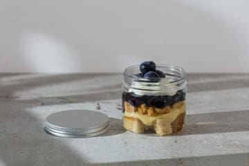 Cardamom & Blueberry Cup