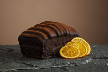 Silky Pound Cake