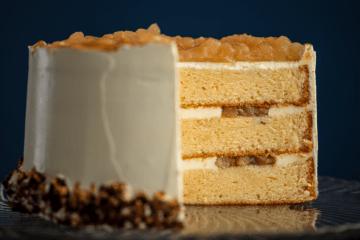 Silky Cake