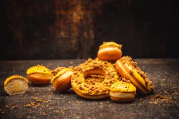 Saffrandoughnut
